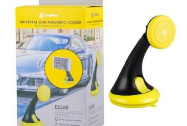 E6268 AM MAGNET UNIVERSAL HOLDER THOR FOR MOBILE, YELLOW