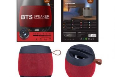 WOOX WF2742 BTS Mini Speaker Bluetooth/FM/SD card/Handsfree 5W, Red