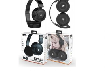 Brand New Bluetooth Headphones Zaps Plegable for sale | FM/SD Card/Line | Black