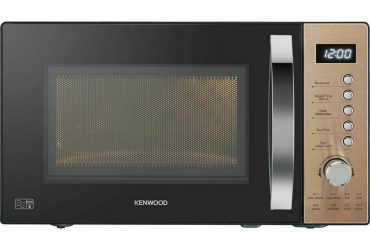 KENWOOD K20MCU20 Solo Microwave 800 W 20 Litres – Black & Copper
