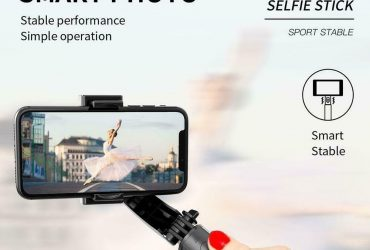 3-Axis Handheld Mobile Phone Gimbal Stabilizer for Smart-Phone Action-Camera
