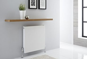Milano Mono – Double Flat Panel Plus Convector Radiator – 600mm x 600mm
